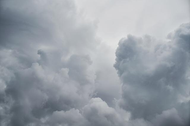 Podstawowe rodzaje chmur