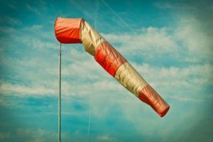 Komunikat prasowy: Silny wiatr w weekend – podsumowanie i prognoza