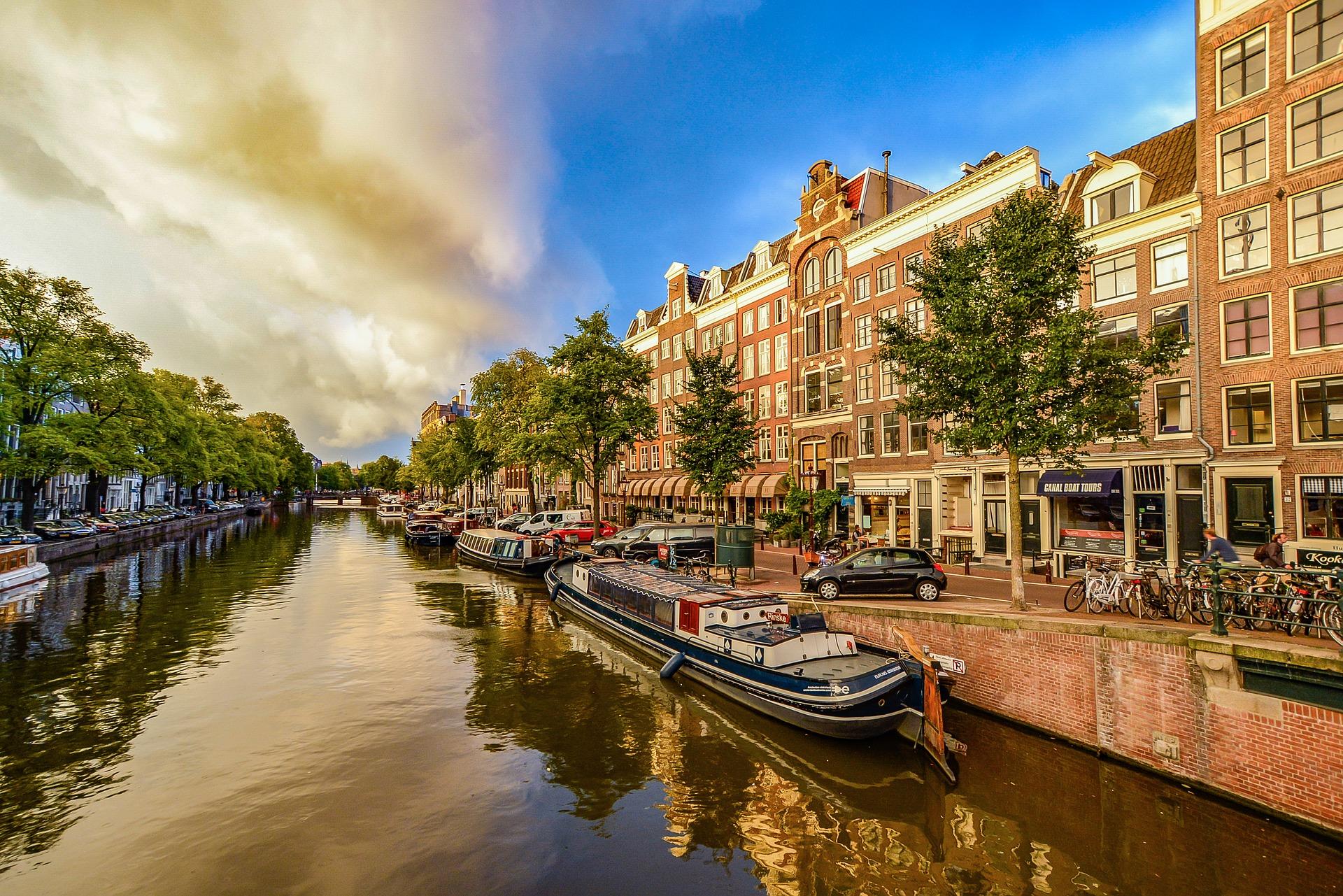 Prognoza pogody – Amsterdam