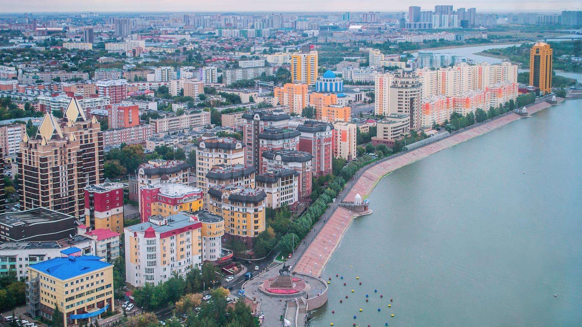 Prognoza pogody – Astana