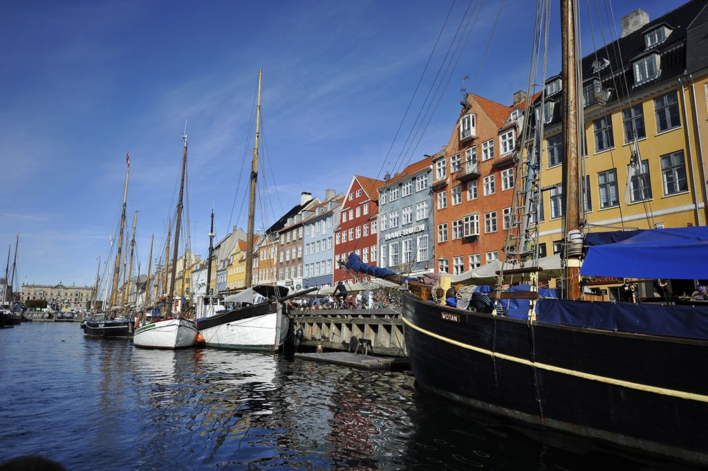 Prognoza pogody – Kopenhaga