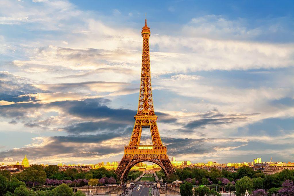 Prognoza pogody – Paryż