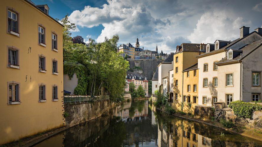 Prognoza pogody - Luksemburg