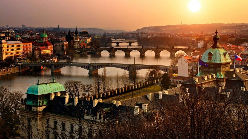 Prognoza pogody – Praga