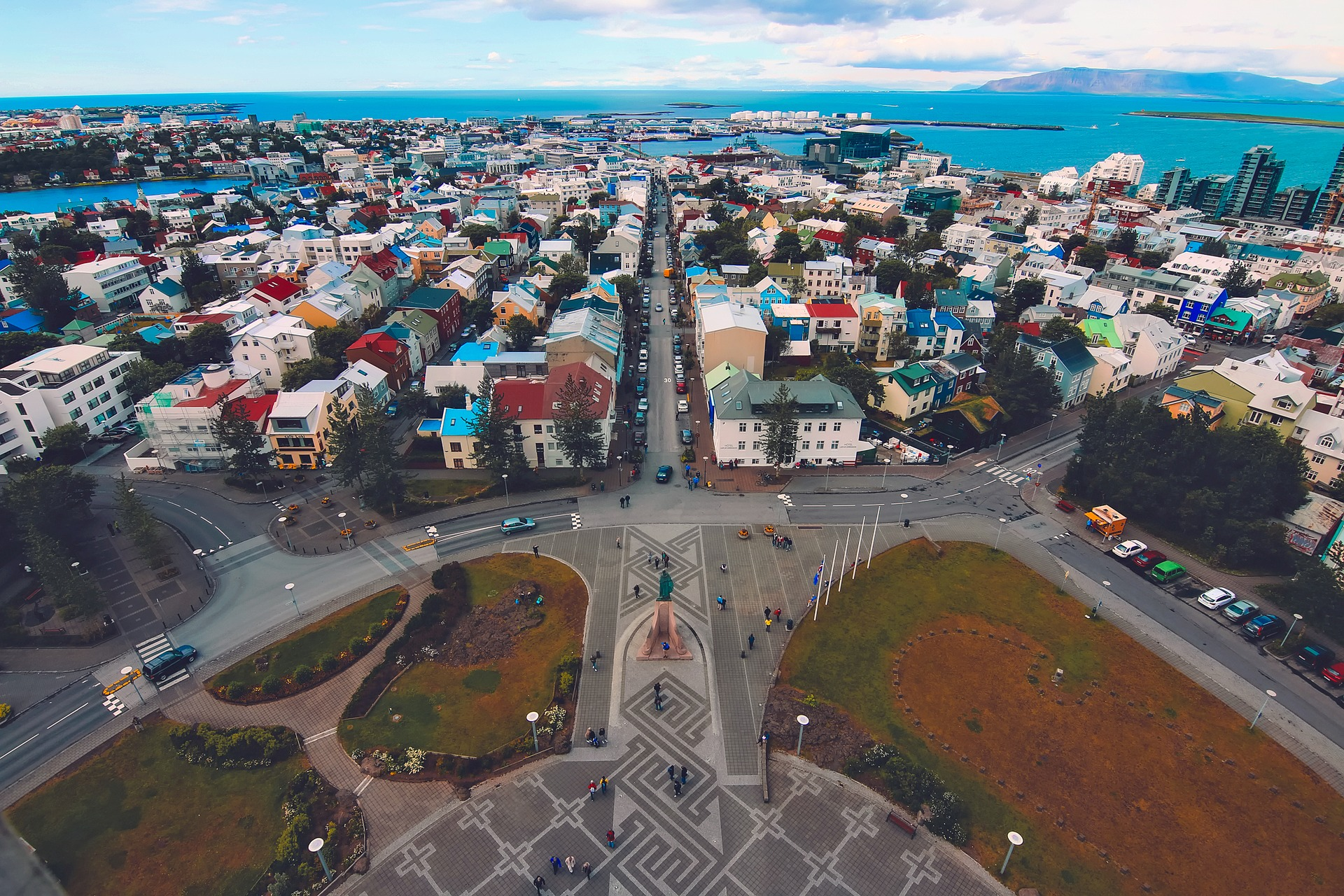Prognoza pogody – Reykjavík