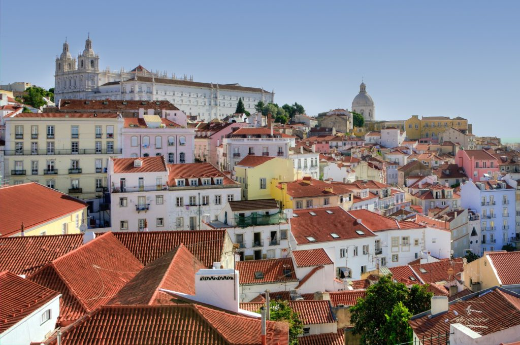 Prognoza pogody – Lizbona
