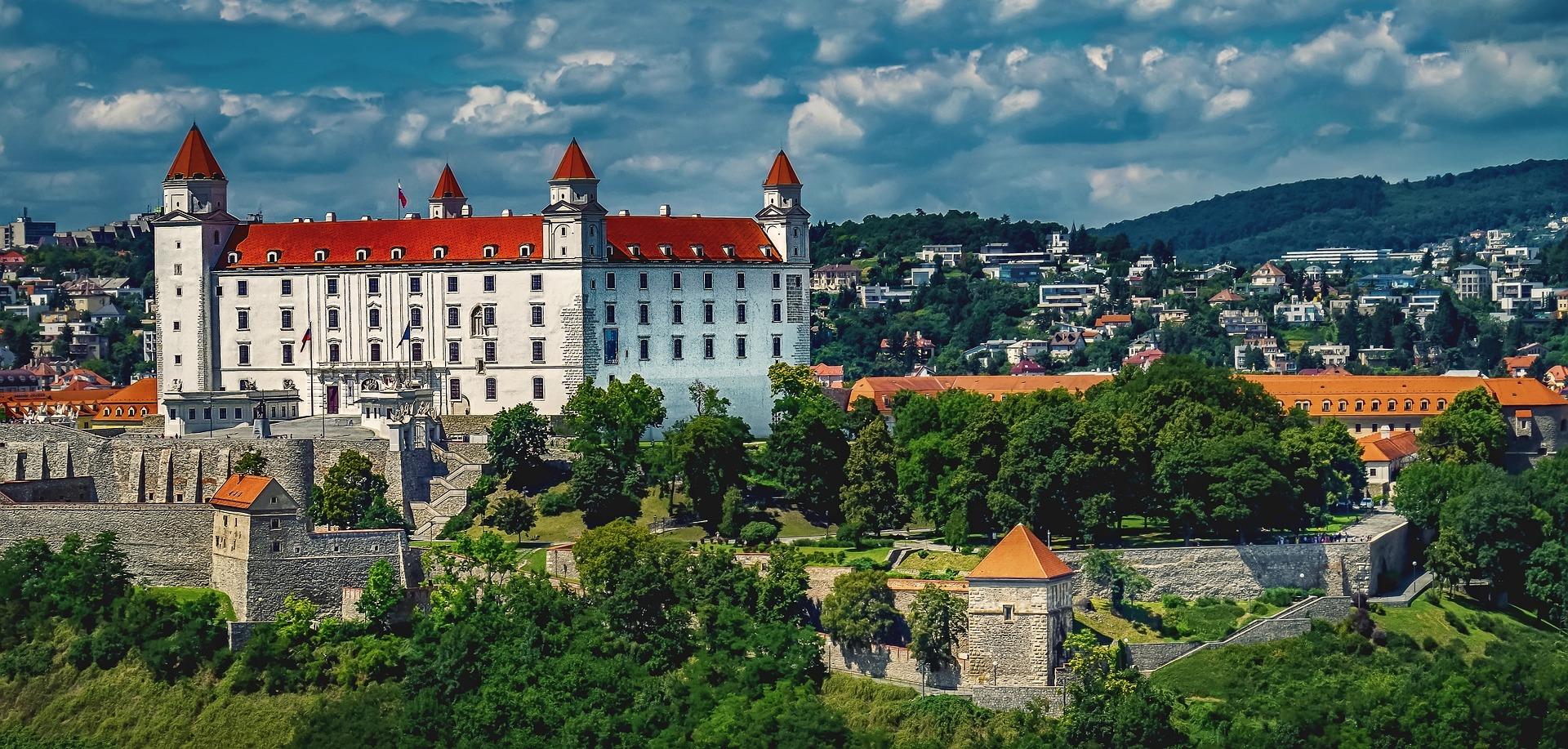 Prognoza pogody – Bratysława
