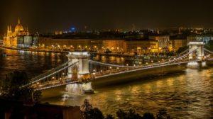 Prognoza pogody – Budapeszt