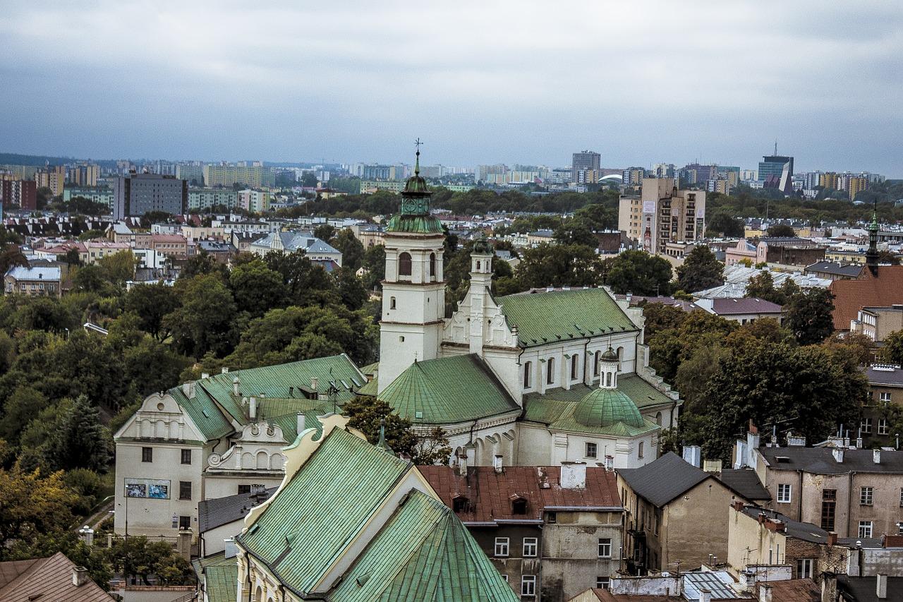 Prognoza pogody – Lublin