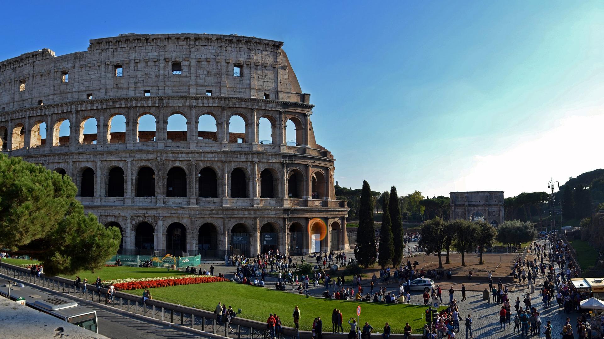 Prognoza pogody – Rzym