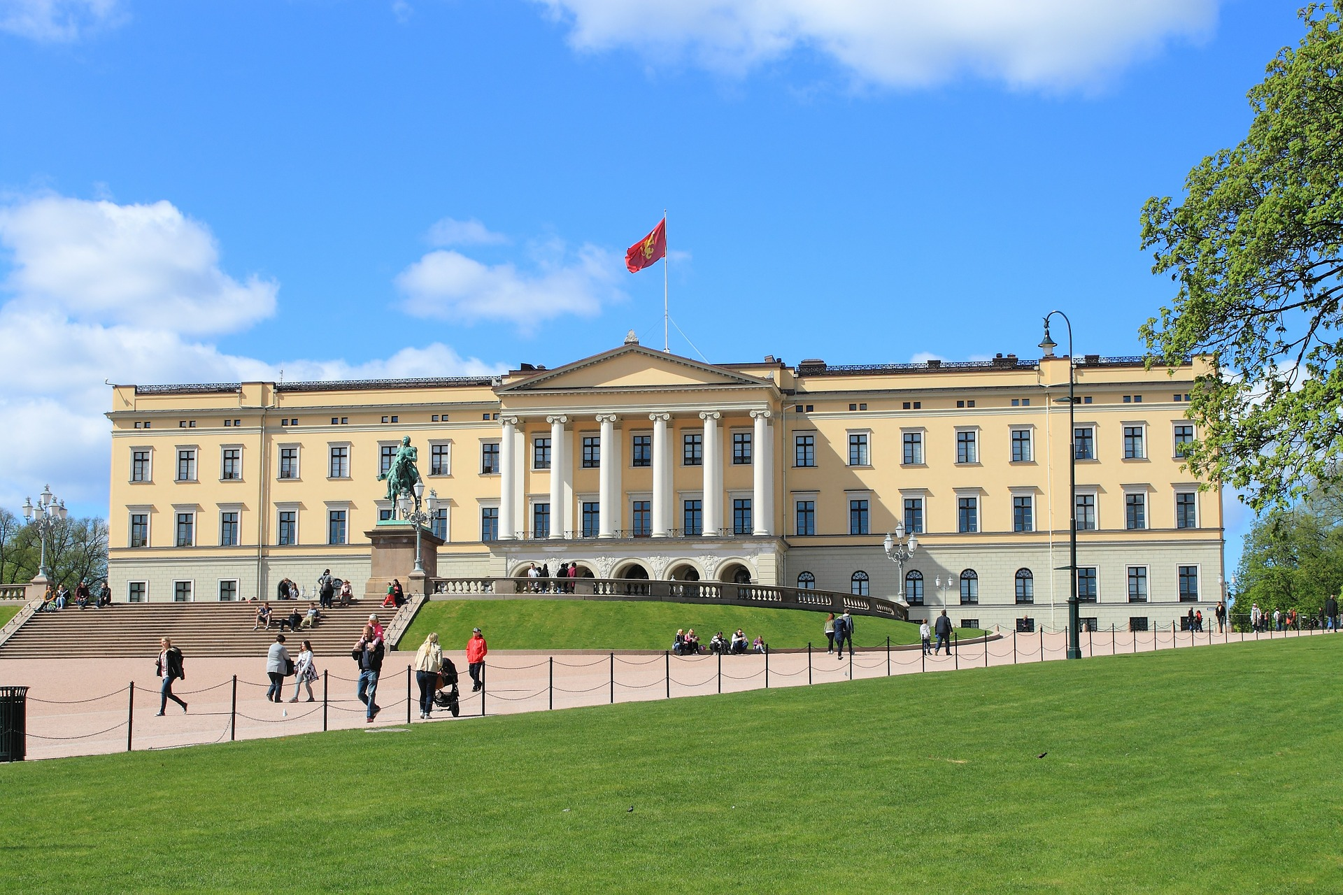 Prognoza pogody – Oslo