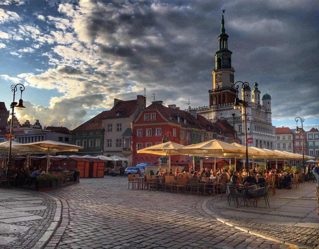 Prognoza pogody – Poznań