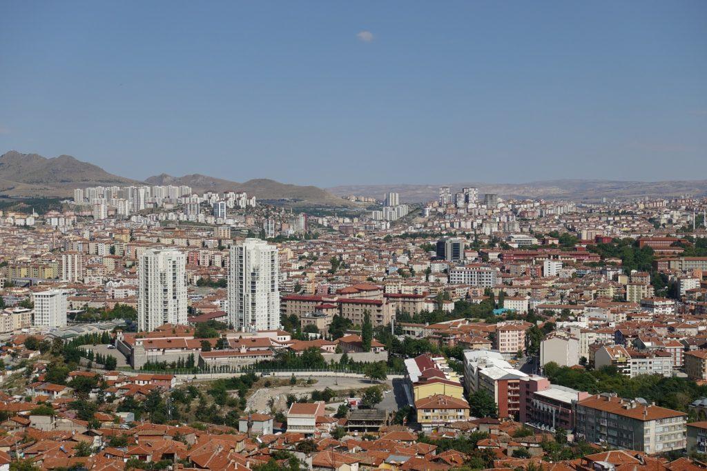 Prognoza pogody – Ankara