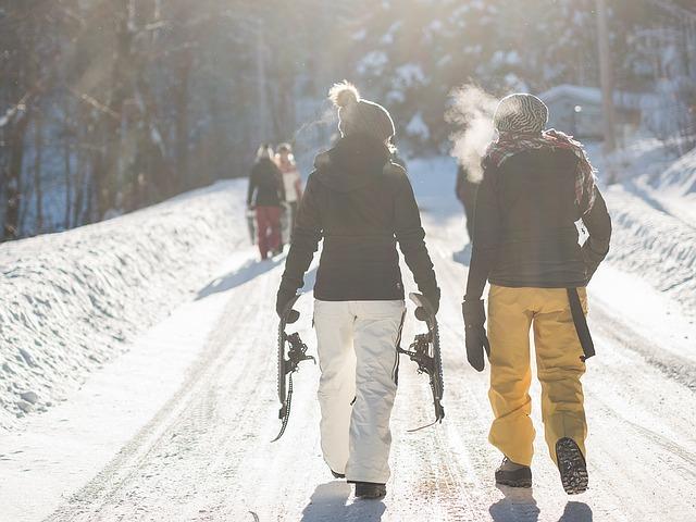 Pokrywa śniegu na Wyżynie Lubelskiej i Roztoczu