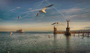 Monitor ruchu morskiego