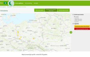 Komunikat GIOŚ z dnia 27. 06. 2019 r. w sprawie jakości powietrza