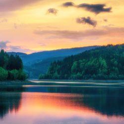 Niskie stany wody na rzekach w Polsce
