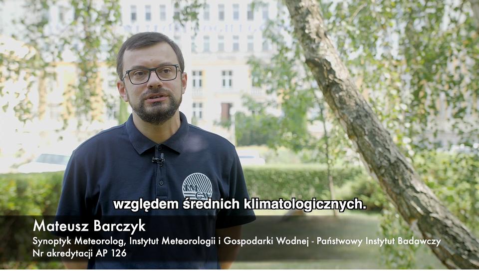 Mateusz Barczyk, IMGW-PIB