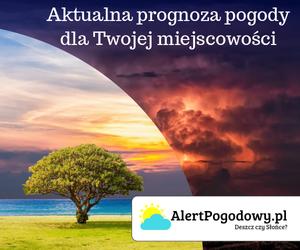Prognoza pogody 04.05. – 10.05.2020 r.