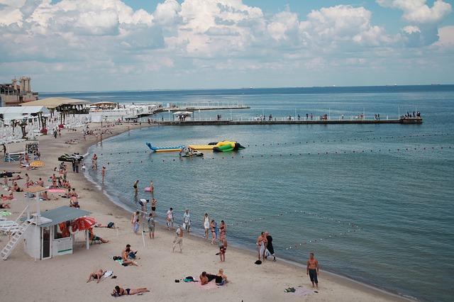 Według ostatniej oceny rocznej jakość wody w europejskich kąpieliskach pozostaje wysoka