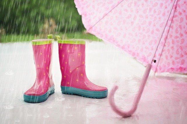 Alert RCB: intensywne opady deszczu z burzami (19.08)