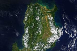 Powódź w północnym Luzonie