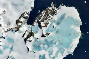 Wczesne topnienie na Półwyspie Antarktycznym