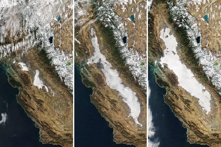 Kalifornijska Dolina Centralna