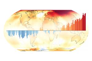 Rok 2020 – najcieplejszy w historii