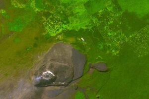 Powraca jezioro lawy w Kilauea