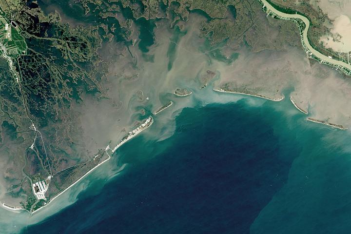 You are currently viewing Przekształcanie przybrzeżnej Luizjany