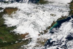 Hiszpania: duże opady śniegu