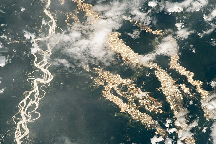 Gorączka złota w peruwiańskiej Amazonii