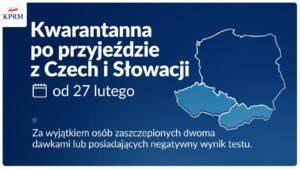 Nowe zasady bezpieczeństwa od 27 lutego