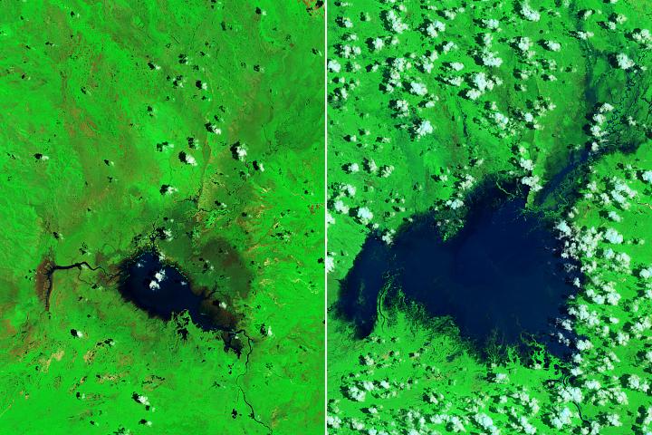 Powodzie w Mozambiku