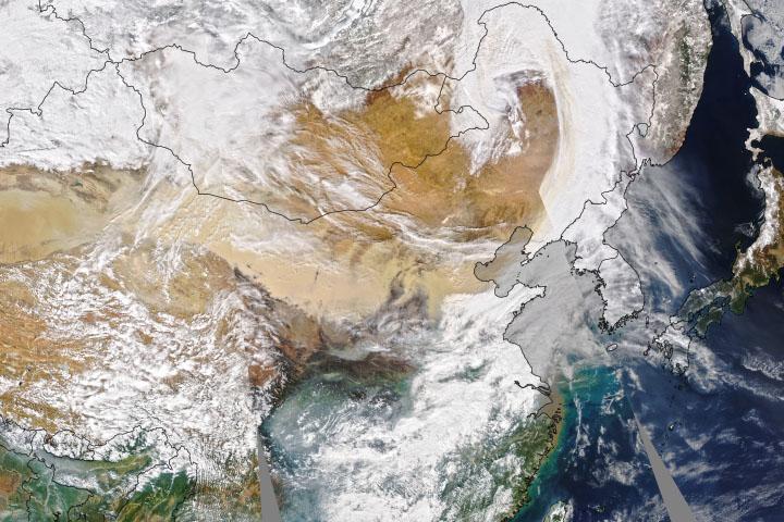 You are currently viewing Przedsezonowa burza pyłowa uderza w Pekin