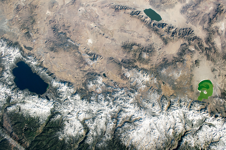 Jezioro Zachodnie Trio
