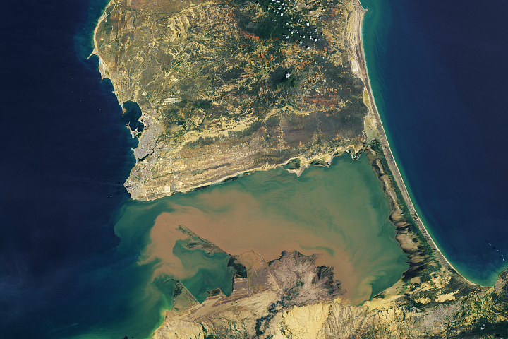Piaskowy Półwysep Wenezueli