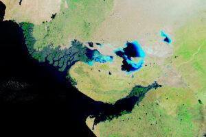 Biała Pustynia w Indiach