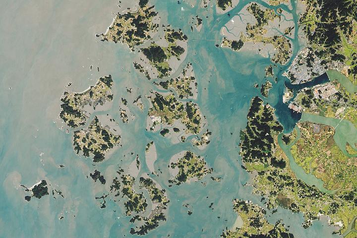 You are currently viewing Tysiąc wysp w Korei Południowej