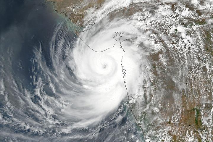 Cyklon Tauktae uderzył w Indie
