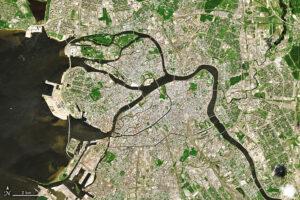 Sankt Petersburg trzyma morze na wodzy