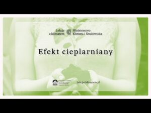 Read more about the article Efekt cieplarniany – animacja –  Lekcje z klimatem