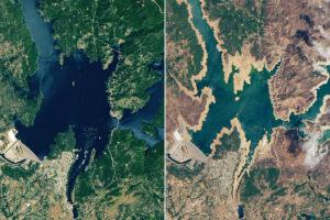 Read more about the article Zbiorniki kalifornijskie odzwierciedlają pogłębiającą się suszę