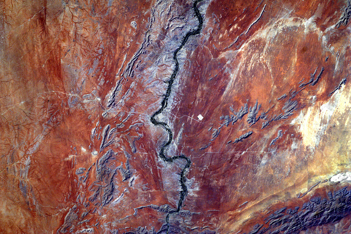 You are currently viewing Widząc pomarańczę w Kalahari