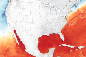 Read more about the article Oceany przygotowane do szczytu sezonu huraganów