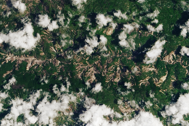 You are currently viewing Trzęsienie ziemi na Haiti powoduje osuwiska