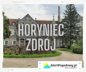 Read more about the article Prognoza pogody – Horyniec Zdrój