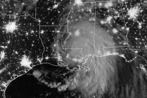 Read more about the article Huragan Ida atakuje Luizjanę