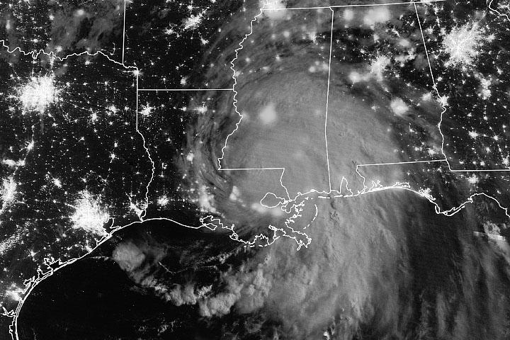 You are currently viewing Huragan Ida atakuje Luizjanę